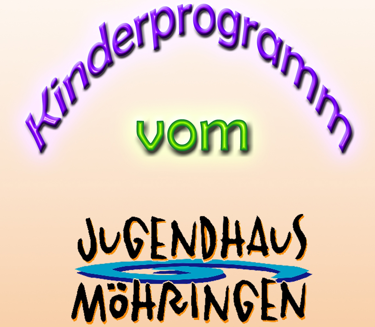Kinderprogramm - Halloweenparty