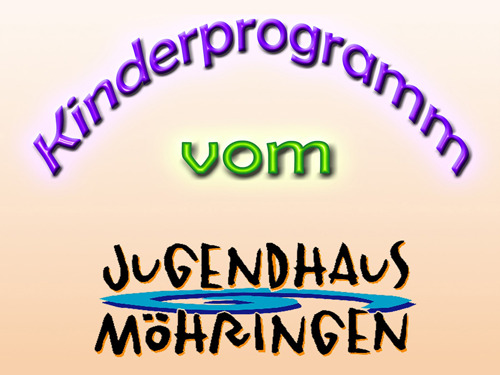 Kinderprogramm - Faschingsparty